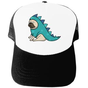 Gorra diseño Dino Pug