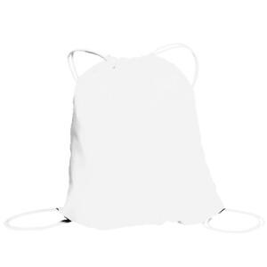 Bolsa de saco con Diseño Perro Pug Carlino negro corriendo con pelota